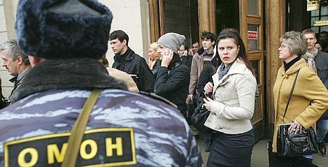 Moscou : La xénophobie refait surface
