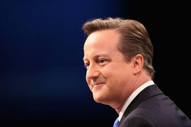 Grande-Bretagne : Croissance due à la politique d'austérité de David Cameron