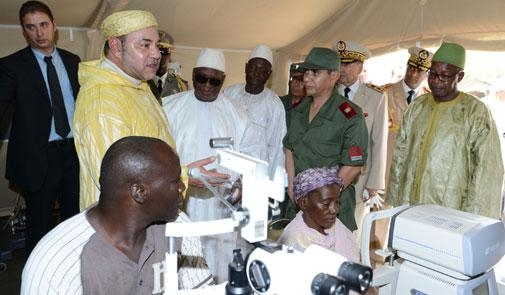 La recette de Mohammed VI pour redorer le blason du Maroc en Afrique