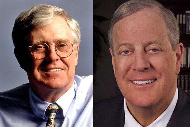 USA : Les frères Koch, déterminants pour les prochaines législatives