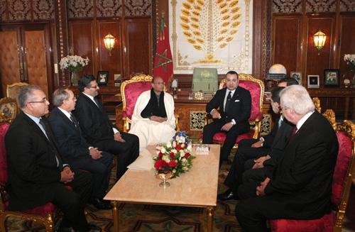 Le Roi du Maroc à Tunis pour contourner le blocage algérien de l'UMA