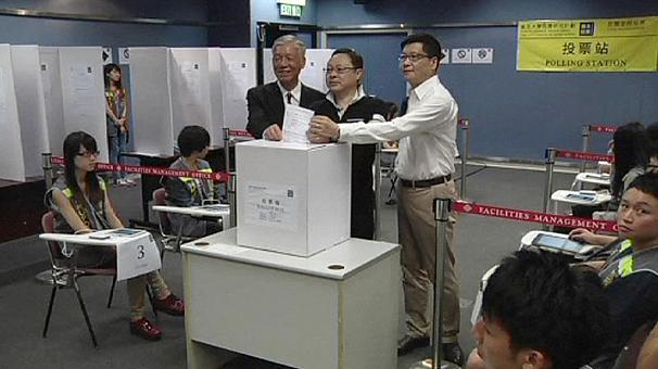 Chine : Défi des « pro-démocratie » de Hong Kong à Pékin