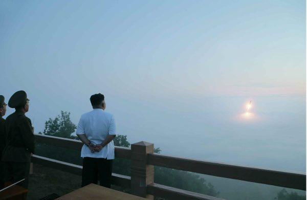 Corée du Sud : Tirs de missiles nord coréens avant la visite du président chinois à Séoul