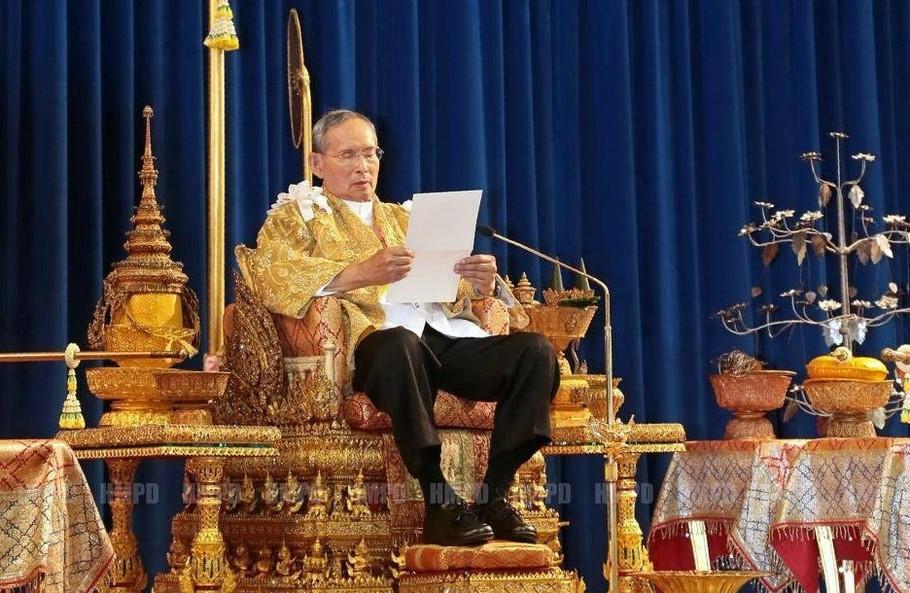 king-thailande