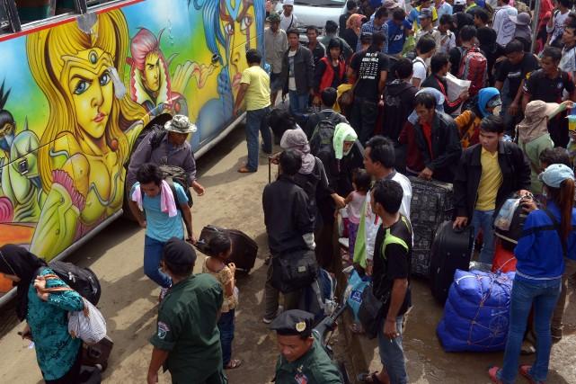 Thaïlande : Retour des travailleurs cambodgiens