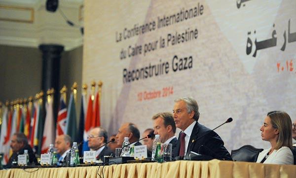 Aide mondiale pour la reconstruction de Gaza