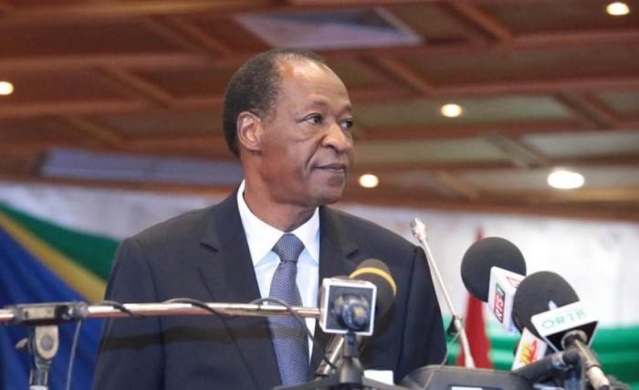 Blaise Compaoré franchit un premier pas vers sa réélection