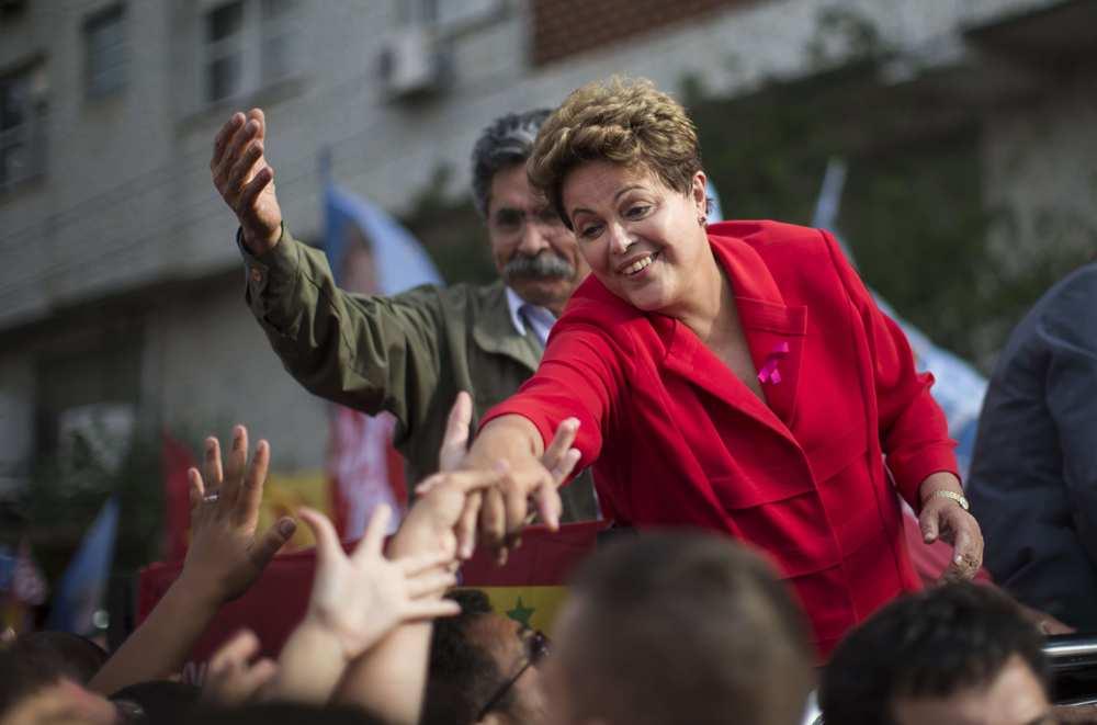 Brésil : Dilma Rousseff au second tour des présidentielles