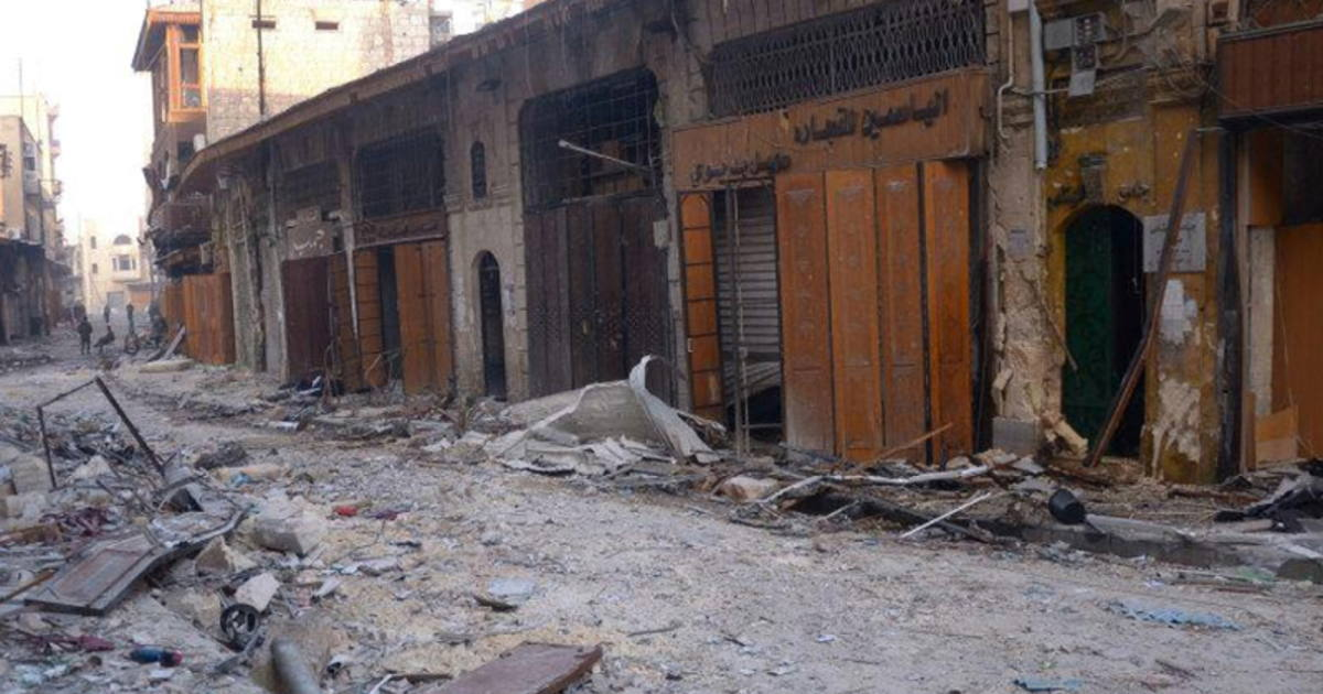 Syrie : Le patrimoine culturel en péril