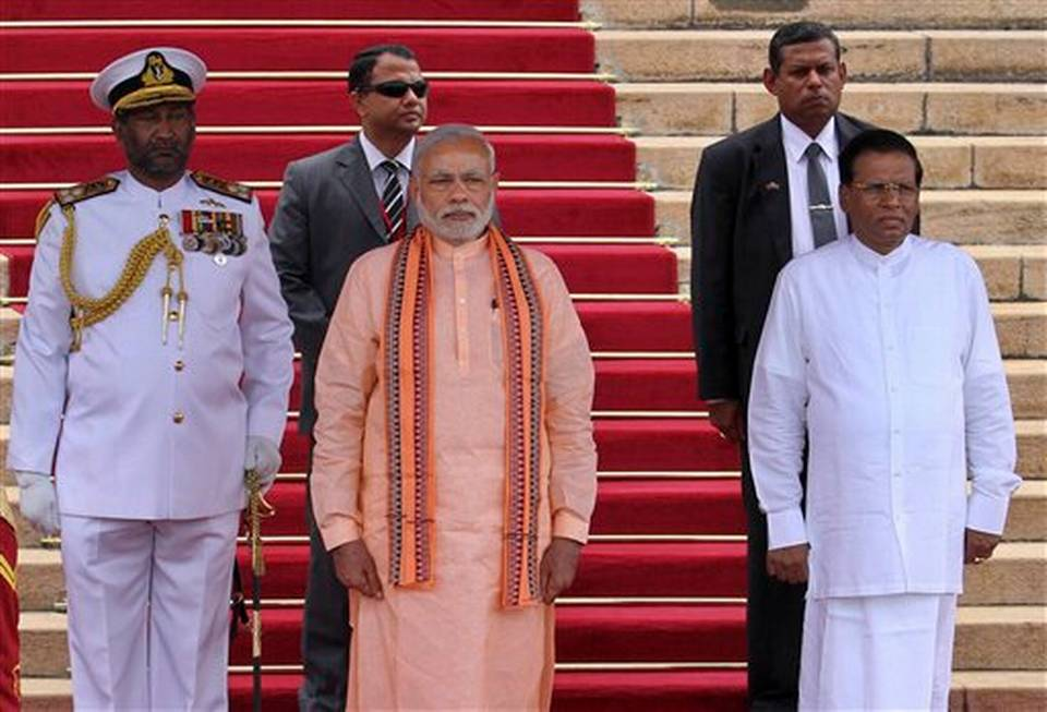 L'Inde se repositionne au Sri Lanka