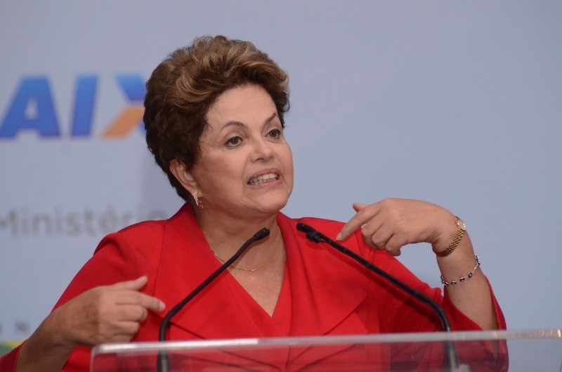 Brésil : Dilma Roussef de moins en moins populaire