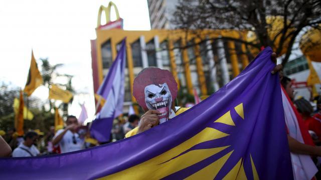 Brésil : McDonald's dans un tourbillon judiciaire
