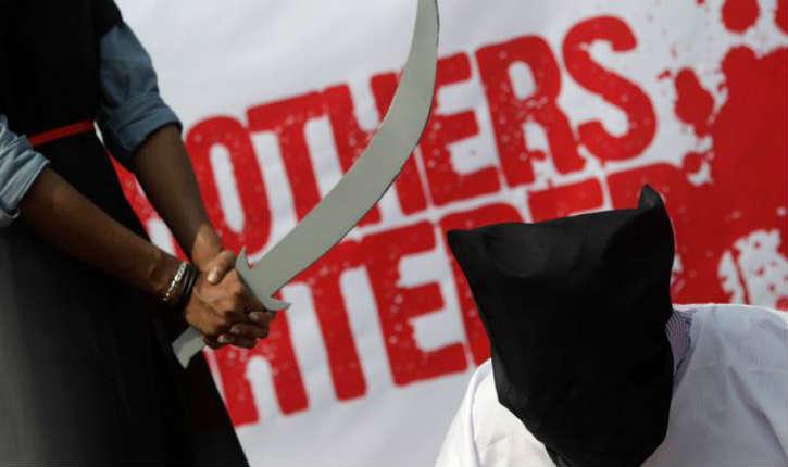 Le total d'exécutions ne cesse de grossir en Arabie Saoudite