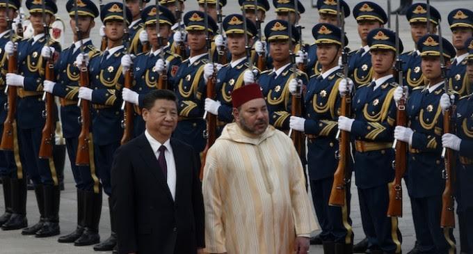 Le président Xi Jinping réserve un accueil grandiose au Roi du Maroc à Pékin