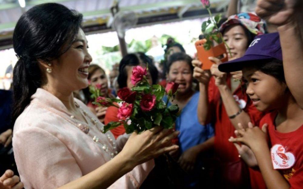 Thaïlande : la politique en douce de Yingluck Shinawatra