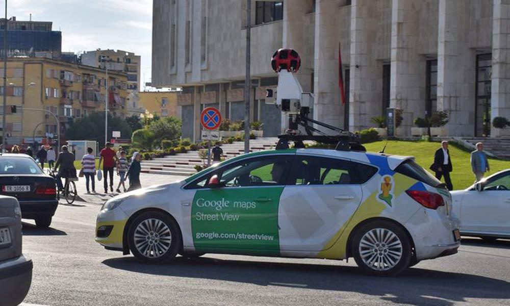 L'Inde opposée à l'extension du service «Street view» de Google