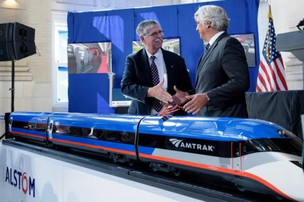Alstom remporte un contrat historique aux Etats-Unis