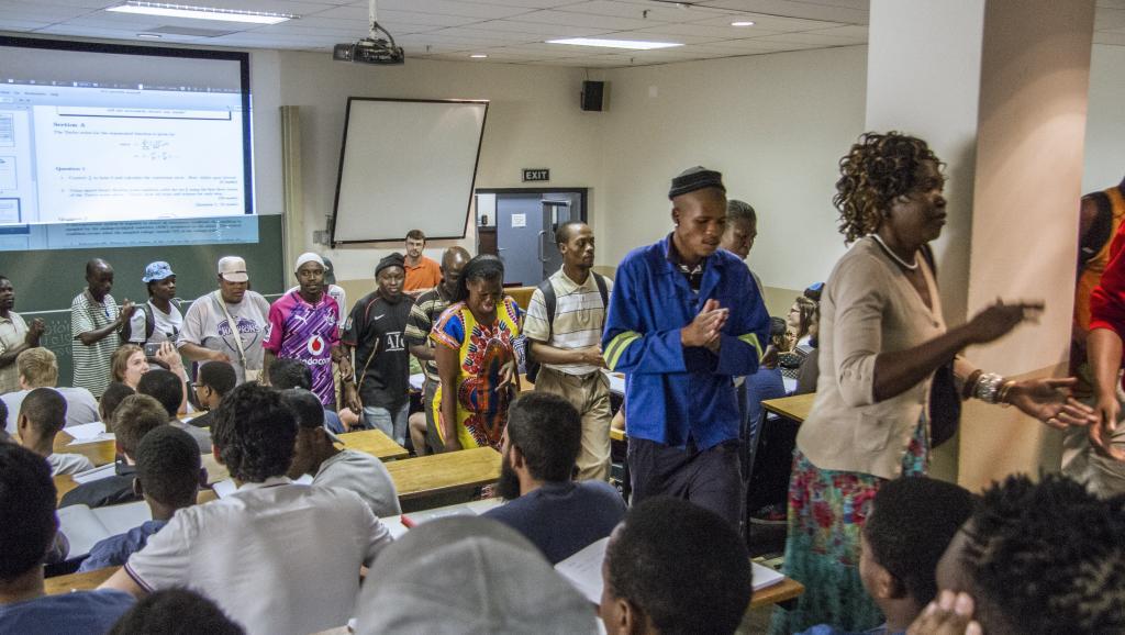 Afrique du Sud : le gouvernement plafonne la hausse des frais universitaires