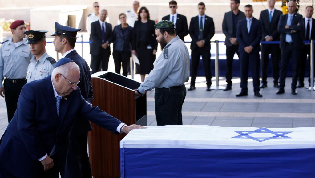 Israël : dispositif de sécurité exceptionnel pour les funérailles de Shimon Peres