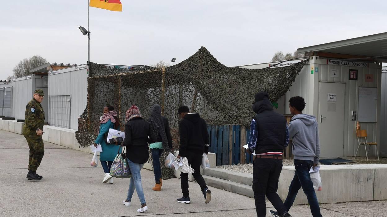 Les refoulements de migrants de l'Allemagne en hausse