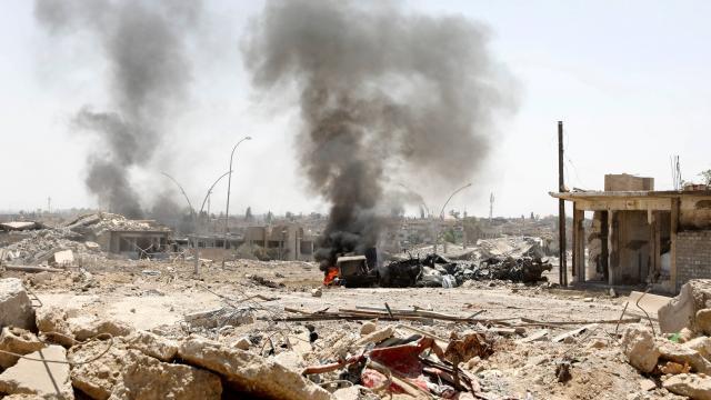 L'ONU accuse le groupe EI d'avoir tué 163 civils à Mossoul