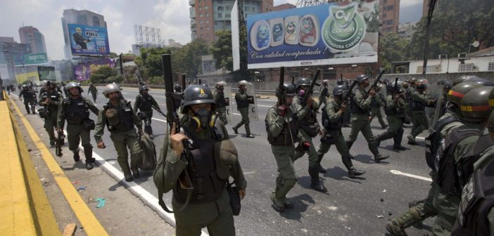 L'ONU accuse le régime vénézuélien de manquements aux droits de l'Homme