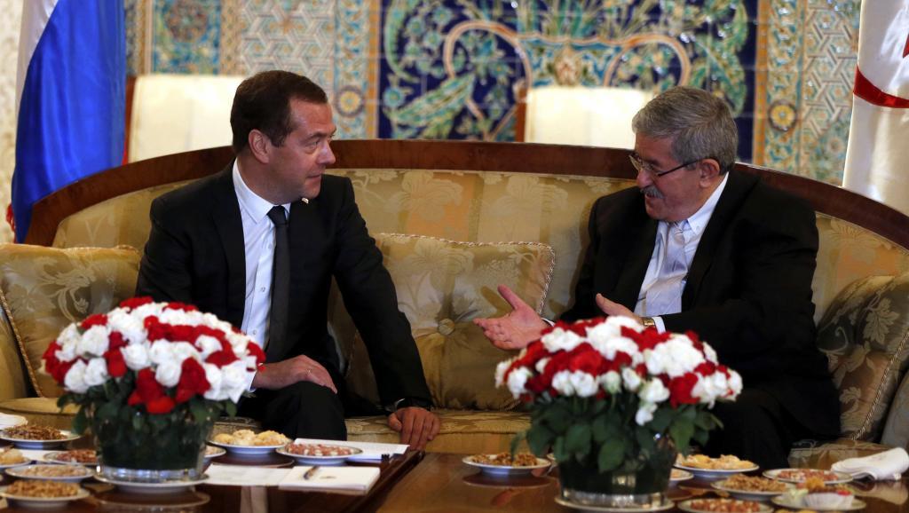 Le Premier ministre russe boucle une visite officielle en Algérie
