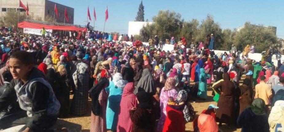 Maroc -Bousclade: Le Roi exige un strict encadrement des futures opérations d'aide aux citoyens