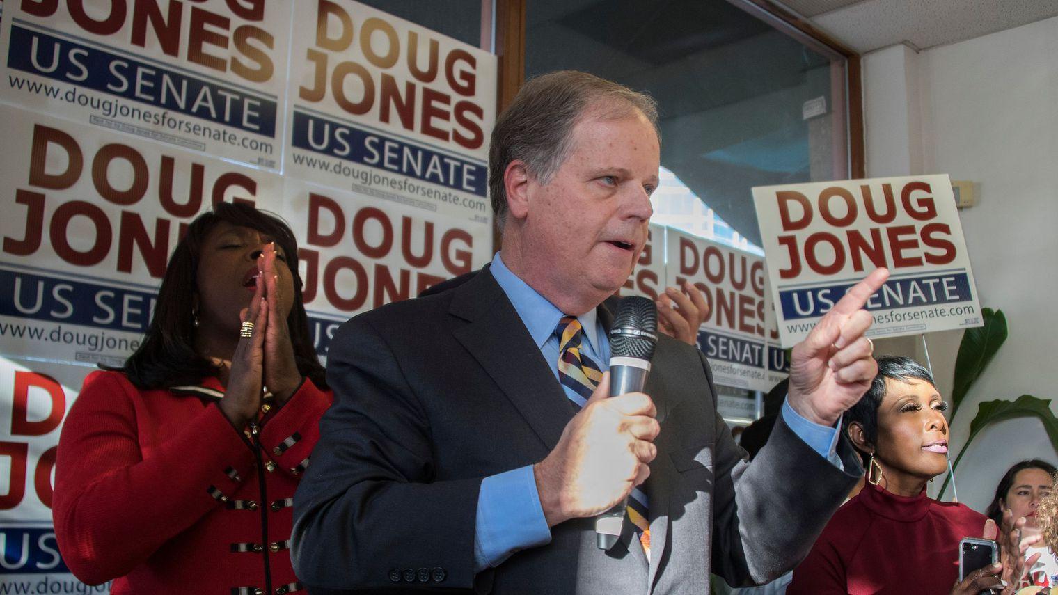 Etats-Unis : Un Démocrate remporte les sénatoriales dans l'Alabama