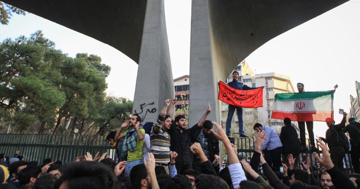 Iran : Les protestations contre le gouvernement se poursuivent
