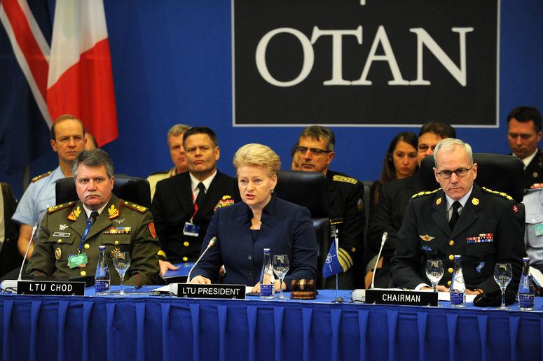 L'Otan s'apprête à renforcer sa structure de commandement
