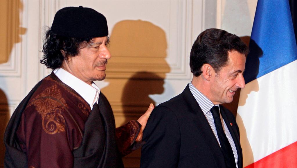 Financement libyen : Sarkozy mis en examen