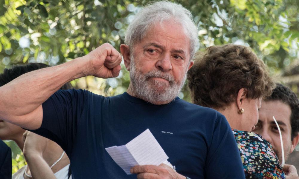 L'ancien président brésilien Lula pourra être bientôt libéré