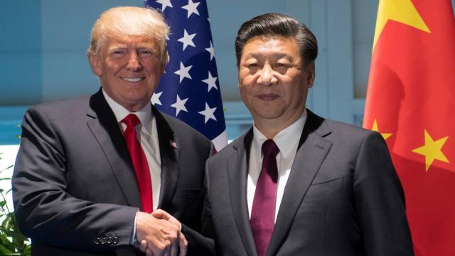 Accord entre la Chine et les Etats-Unis pour éviter la guerre commerciale