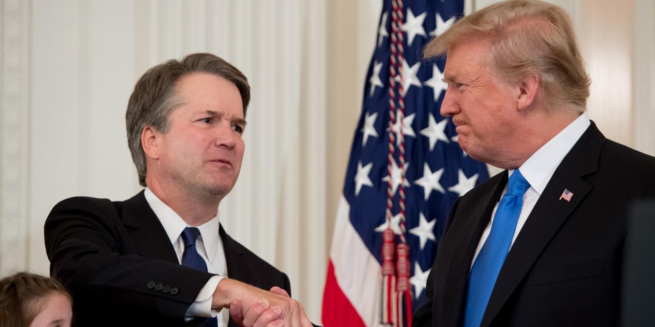 Etats-Unis : Donald Trump nomme le conservateur Brett Kavanaugh à la Cour suprême