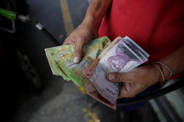 Venezuela: Une nouvelle monnaie pour faire face à la crise économique