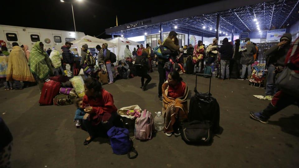 L'Equateur convoque un sommet sur la crise politique et humanitaire au Venezuela