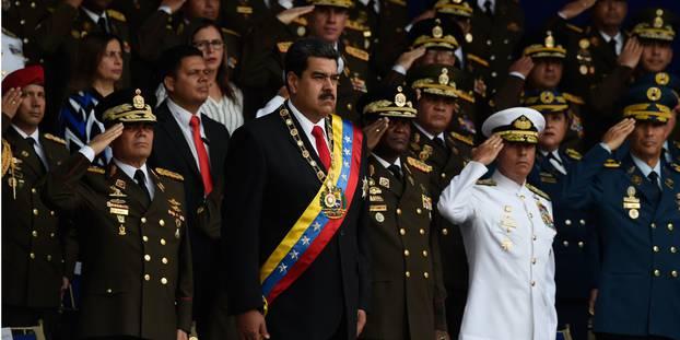 Venezuela : Nicolas Maduro se dit prêt à négocier avec l'opposition