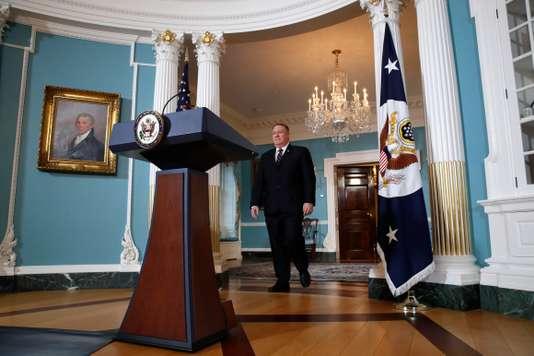L'administration américaine de moins en moins accueillante envers les réfugiés