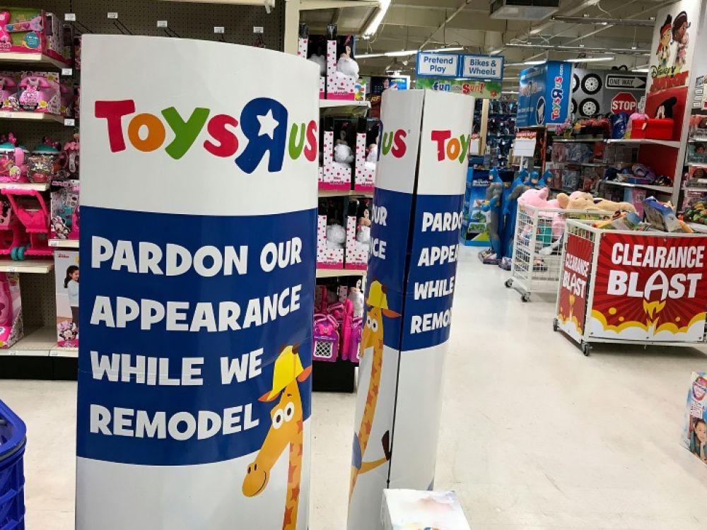 France : trois «offres sérieuses» de reprise de la filiale de Toys'R US