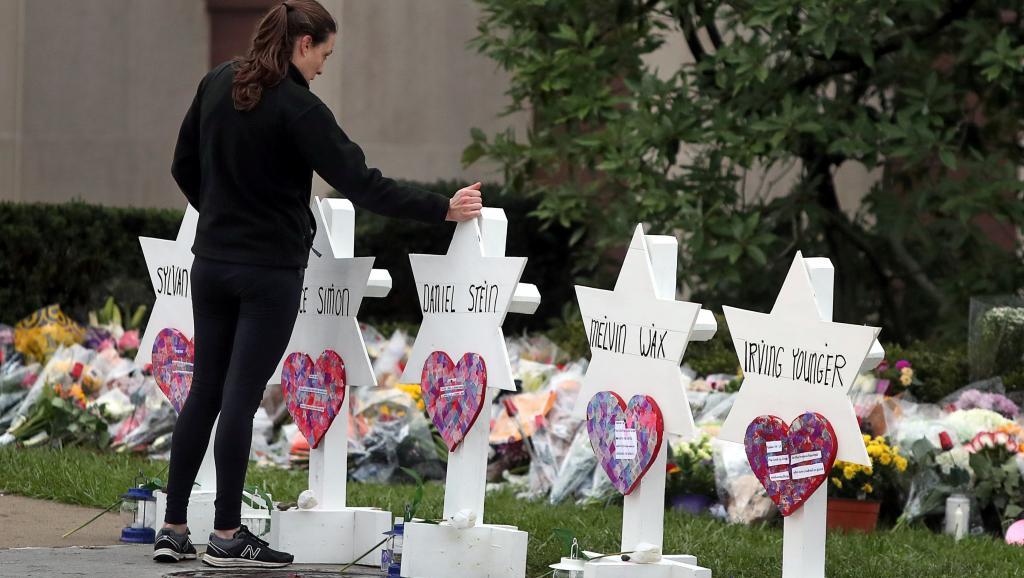 Attaque antisémite aux Etats-Unis : Trump en visite à Pittsburgh ce mardi