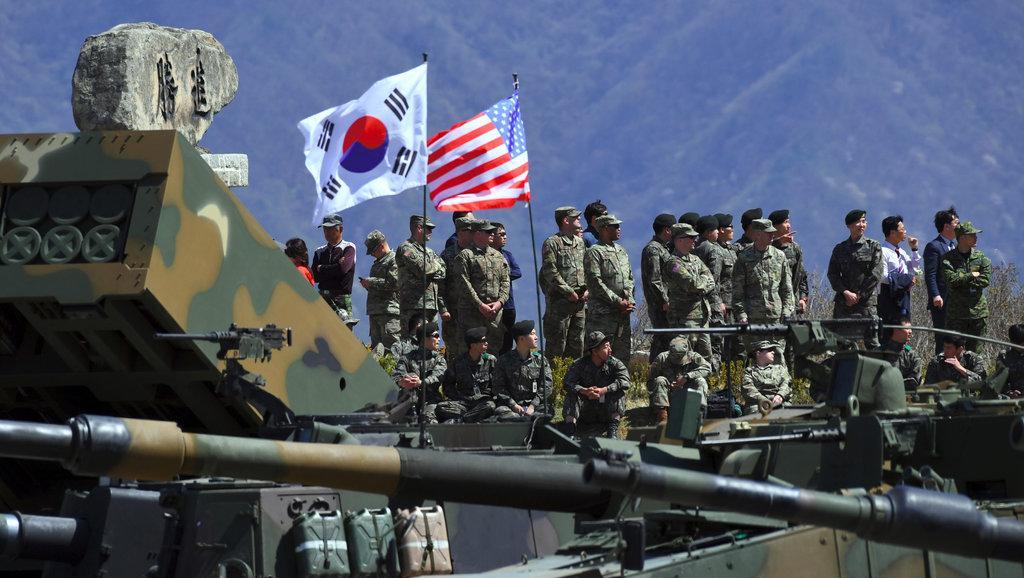 Washington annonce un exercice militaire réduit avec la Corée du Sud
