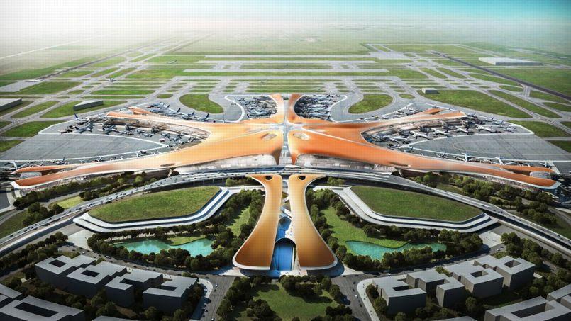 Chine : doublement du nombre de ses aéroports