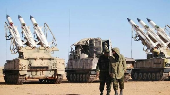 Que cherche l'establishment algérien via le polisario
