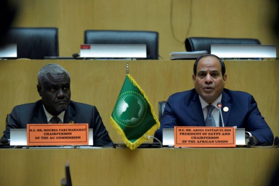 L'Union Africaine souhaite résoudre la crise en Libye