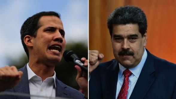 Venezuela : Bras de fer entre Juan Guaido et Nicolas Maduro sur l'aide humanitaire