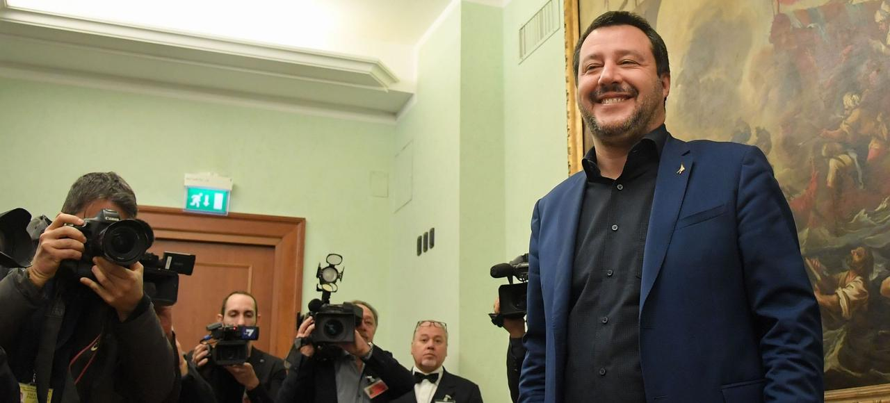 Italie : La Ligue de Salvini remporte une élection dans les Abruzzes