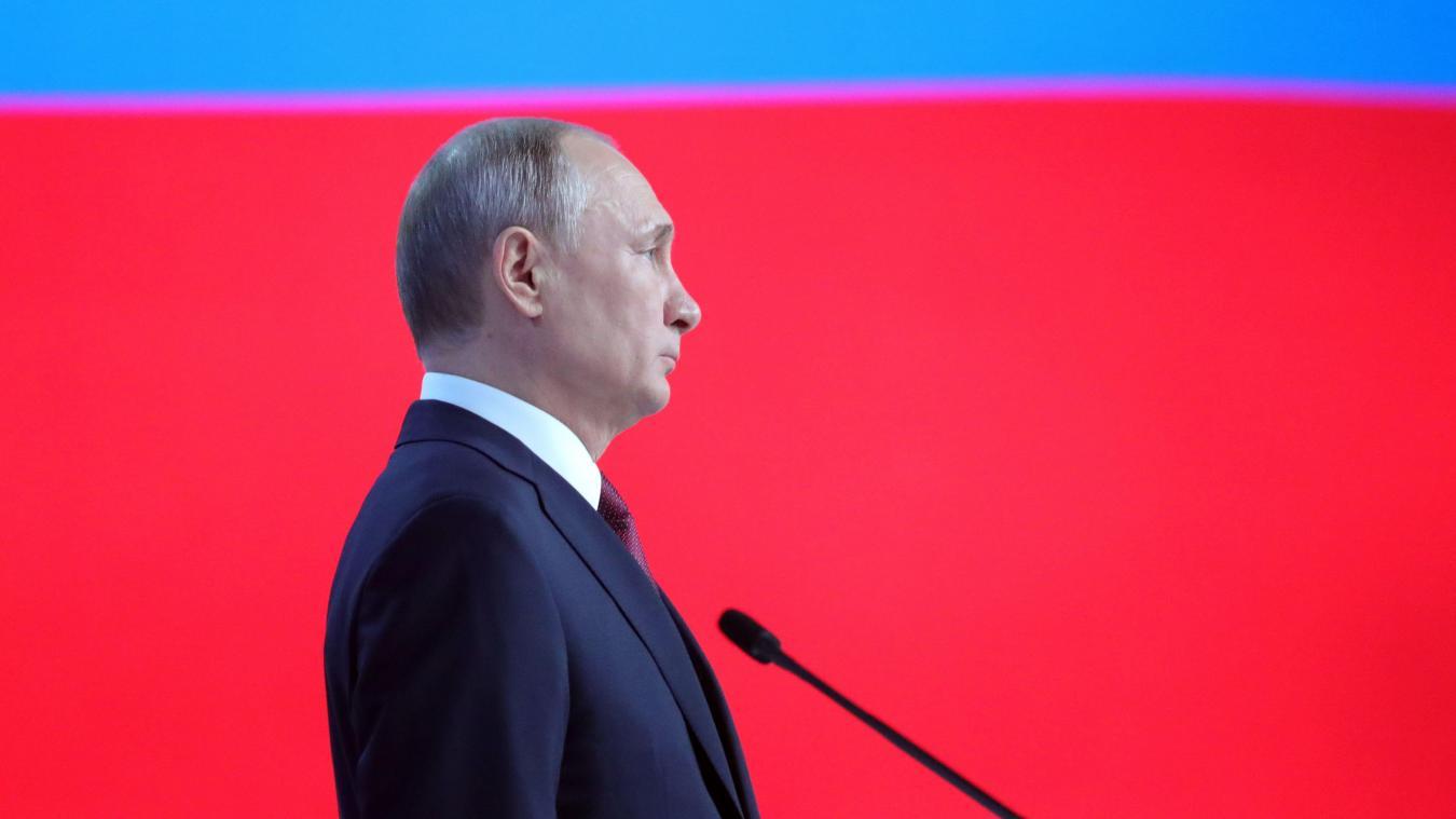 Etats-Unis/Protestations : Le président russe dénonce «la pagaille et les émeutes» sur le sol américain
