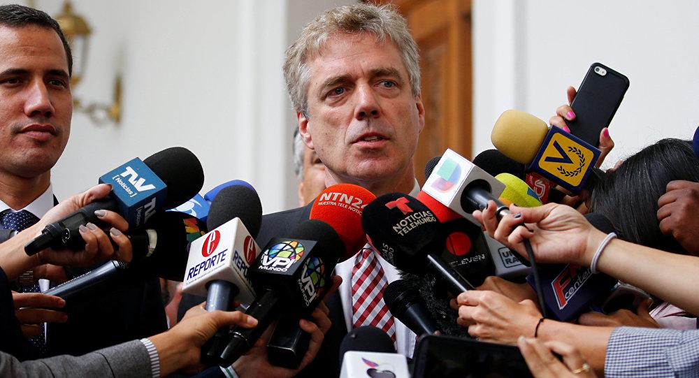 Venezuela : Expulsion de l'ambassadeur d'Allemagne