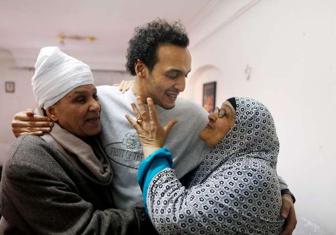 Libération d'un photojournaliste détenu depuis 2013 en Egypte